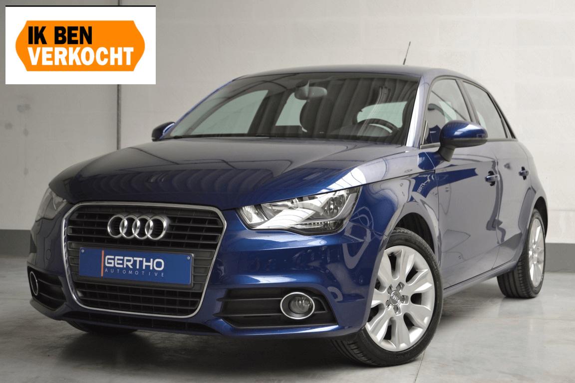 Audi A1 Sportback 12 Tfsi 5d Ambition Gps Aps Ar Carkit